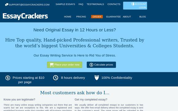 EssayCrackers