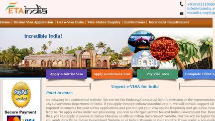 ETAIndia.org