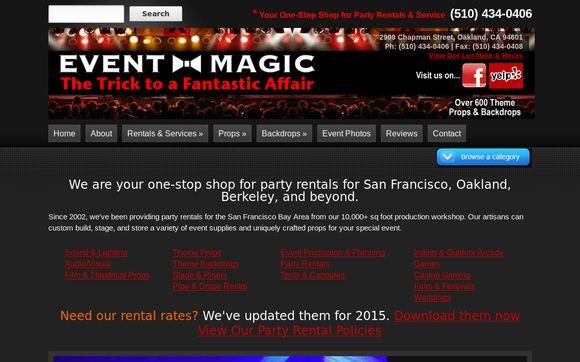 Event Magic