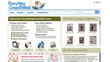 EverythingCrossStitch