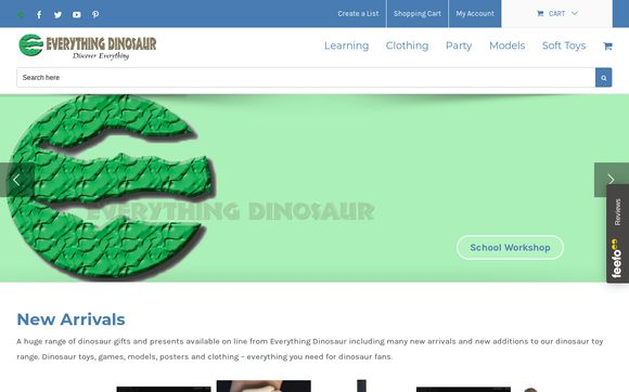 EverythingDinosaur