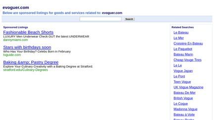Evoguer.com