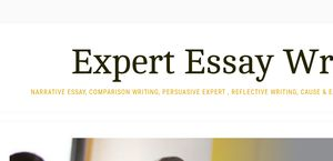 Expert Essay Writing