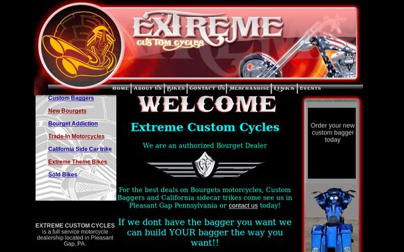 Extreme Custom Cycles