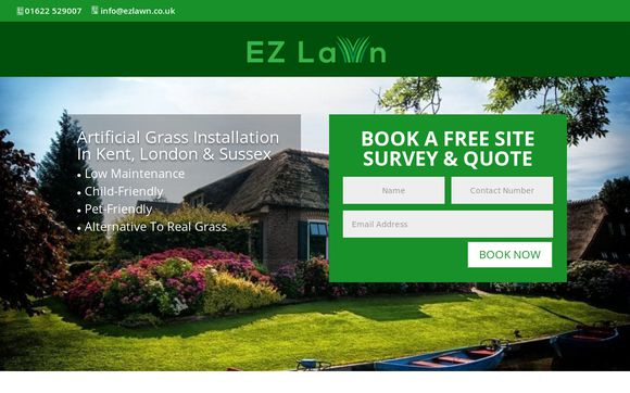 Ezlawn.co.uk