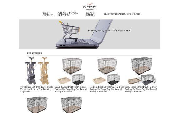 Factory Online Shop