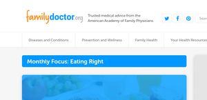 FamilyDoctor.org