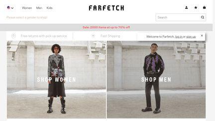 620d6873e465 Farfetch Reviews - 899 Reviews of Farfetch.com