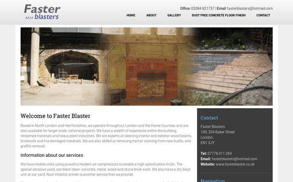 Fasterblaster.co.uk