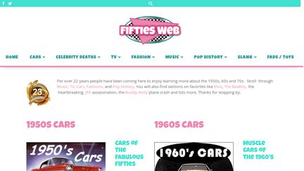 Fifties Web