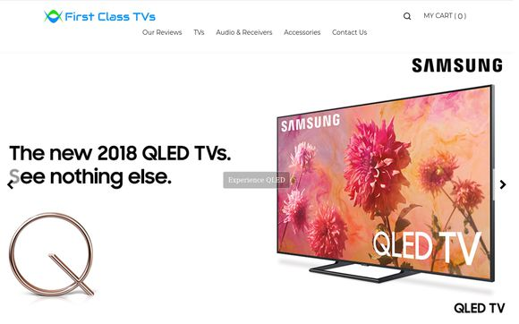 First Class Tvs