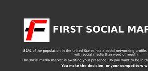 Firstsocialmarketing.com