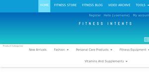 Fitnessintents.com