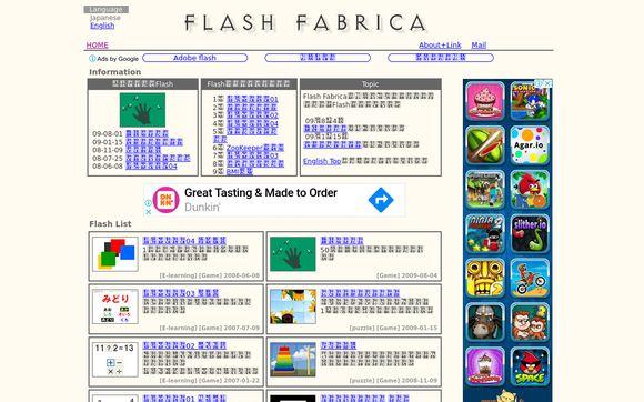 Flash Fabrica