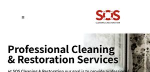 SOS Cleaning & Restoration