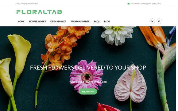 Floral Tab