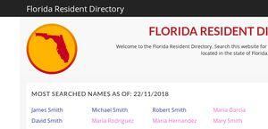 Floridaresidentdirectory.com