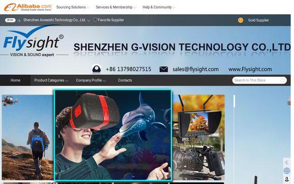 Shenzhen Aoweishi Flysight Drone