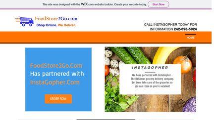 FoodStore2Go