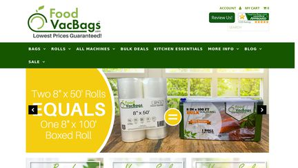 FoodVacBags