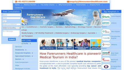 Forerunners Health Care