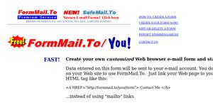 Formmail.to