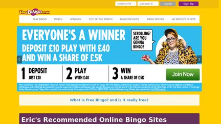 FreeBingo.co.uk