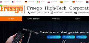 FreegoChina Scooters