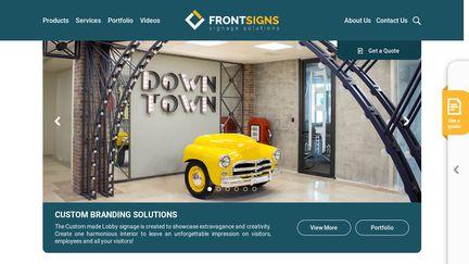 Frontsigns.com