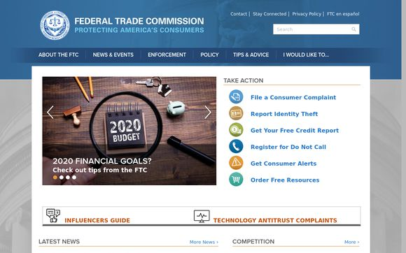 Federal Trade Commission - FTC