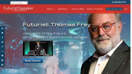 Futurist Speaker
