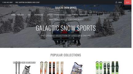 Galactic Snow Sports