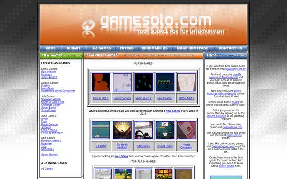 Gamesolo.com