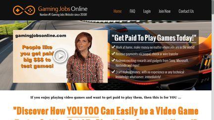GamingJobsOnline