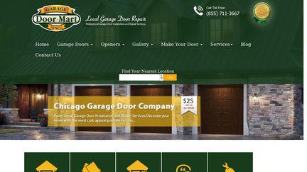 Garage Door Repair And Installation Services In Chicago