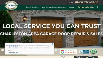 Garage Doors Charleston SC