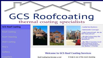 GCSRoofCoating.co.uk