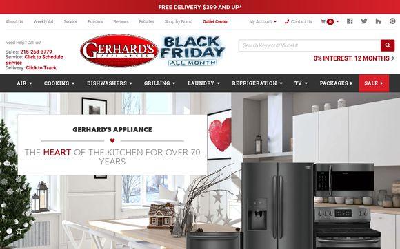 Gerhard's Appliance