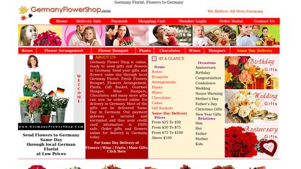 GermanyFlowerShop