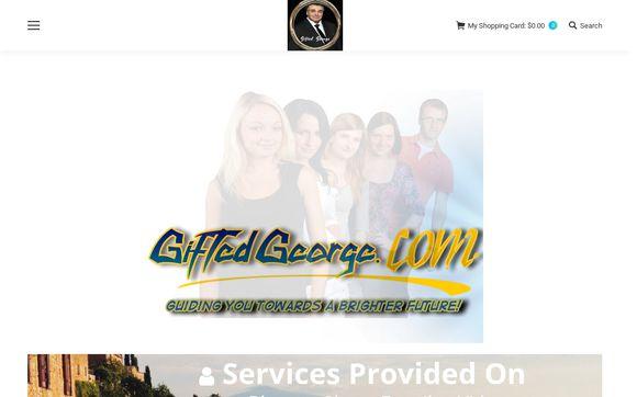 GiftedGeorge.com