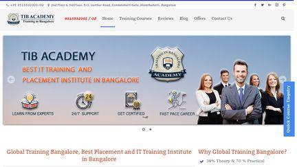 Global Training Bangalore