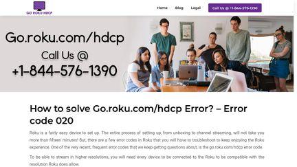 Go-roku-com-hdcp.com