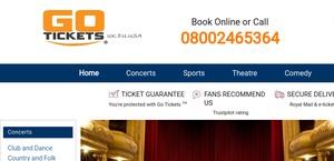 Go Tickets UK