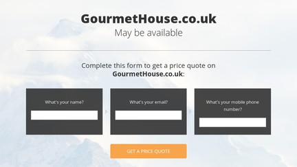 Gourmethouse.co.uk