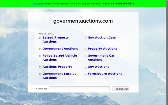 GovermentAuctions