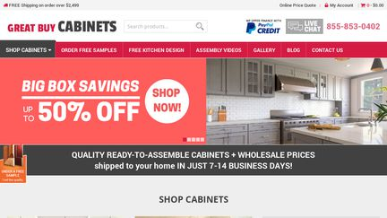 Great Buy Cabinets