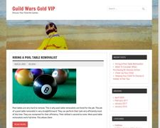Guild Wars Gold VIP