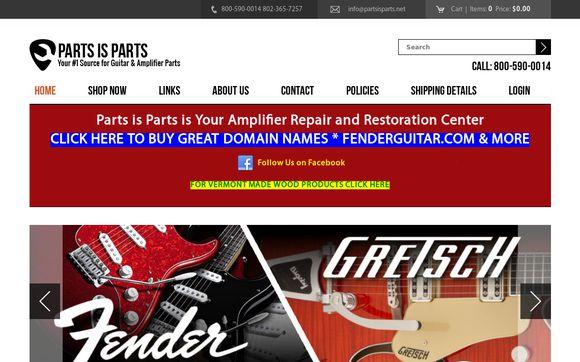 Parts Is Parts