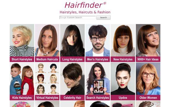 Hairfinder
