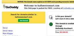 halloweenmartcom - Halloween Mart Coupon Code